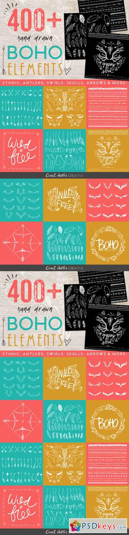 Boho Bundle Pack 724975