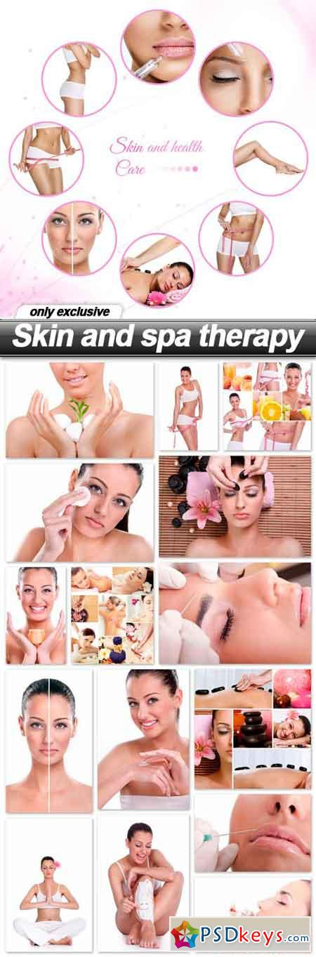 Skin and spa therapy - 16 UHQ JPEG
