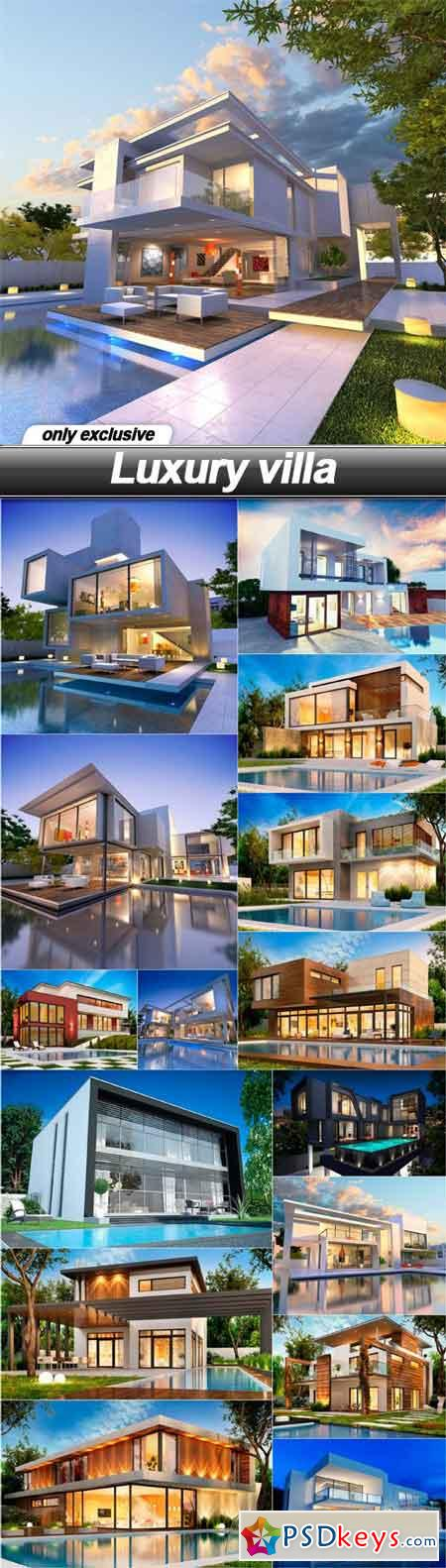 Luxury villa - 16 UHQ JPEG