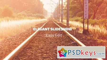 Elegant Slideshow 15395566 - After Effects Projects