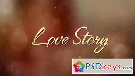 Untold Love Story - Romantic Slideshow 5350039 - After Effects Projects