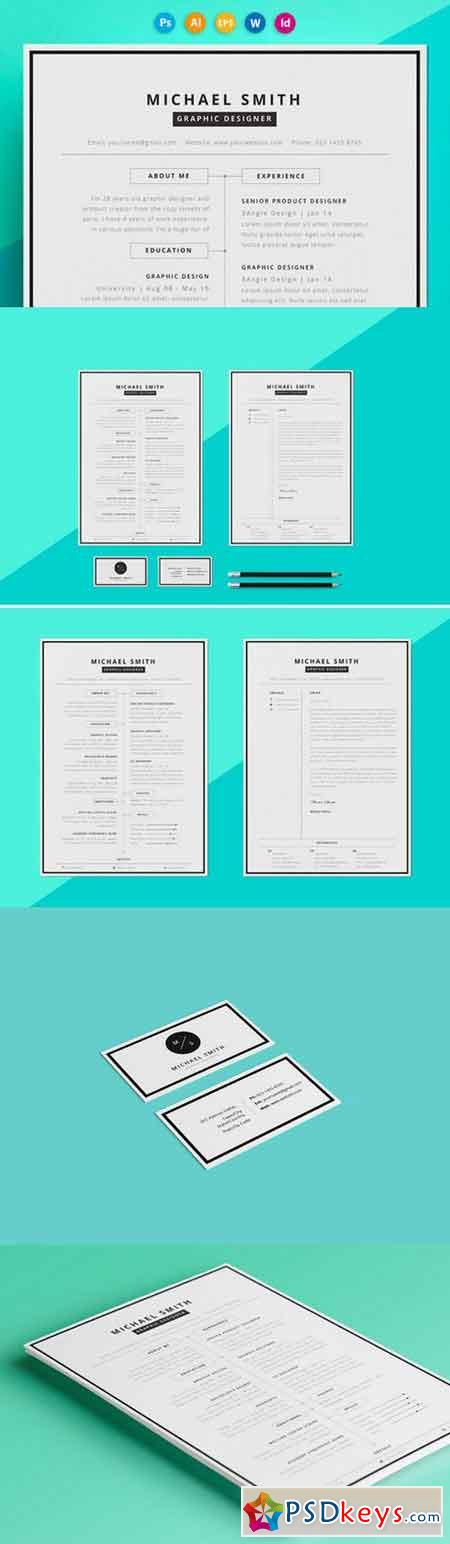 Resume CV - Spine 433106