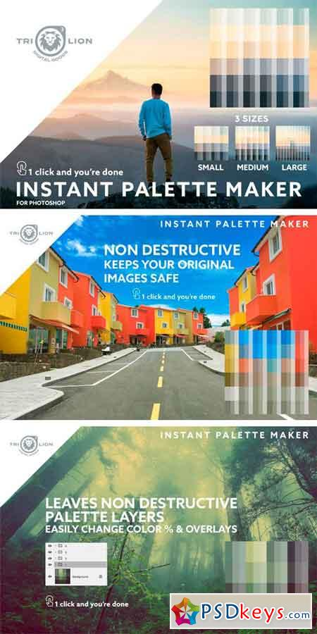 Instant Palette Maker 968434