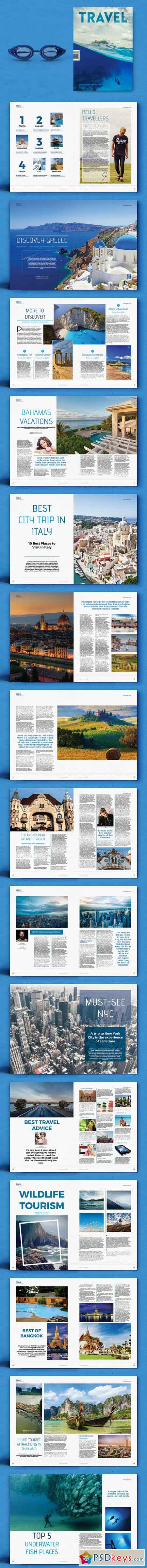 Travel Magazine 955250