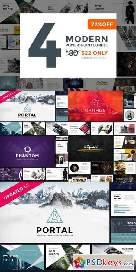 Modern Powerpoint Bundle 966526