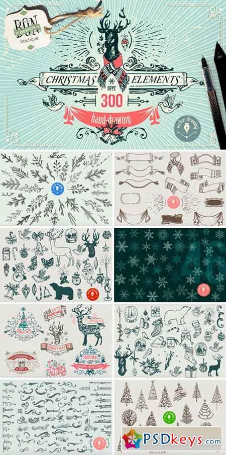 Christmas Designer's BUNDLE 970463