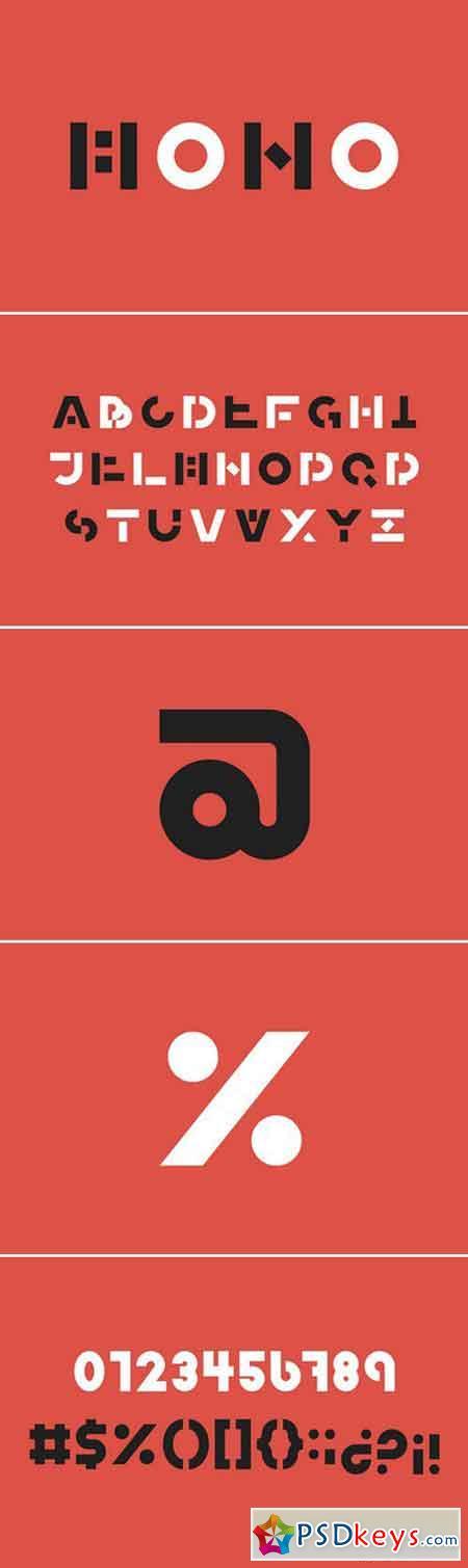 Mono Font 988713