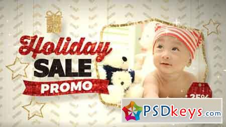 Holiday Sale Promo 18467098 - After Effects Projects