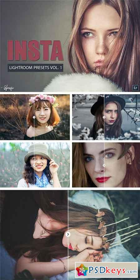 10 Insta Filter Lightroom Presets 989621