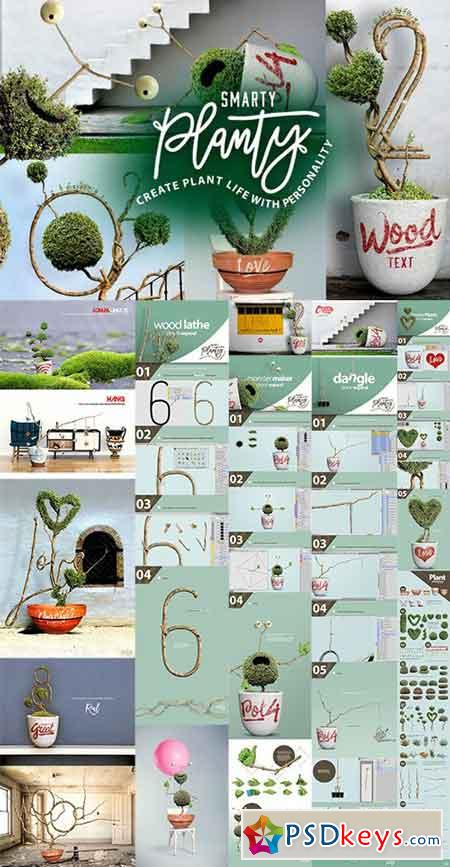 Smarty Planty - Plant life creator 982741