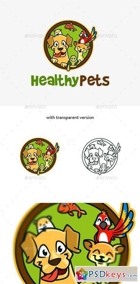 Pet Veterinary Logo 9316916