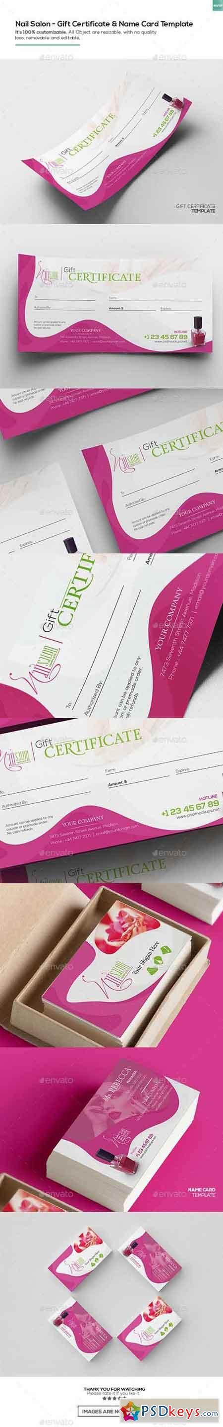 Nail salon gift certificate and business card template 16150102 nail salon gift certificate and business card template 16150102 magicingreecefo Image collections