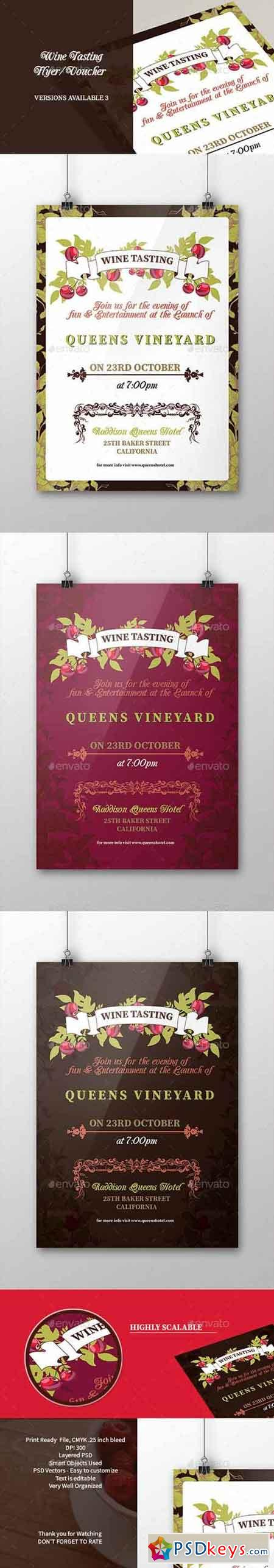 wine tasting flyer poster 12342130 free download photoshop vector stock image via torrent. Black Bedroom Furniture Sets. Home Design Ideas