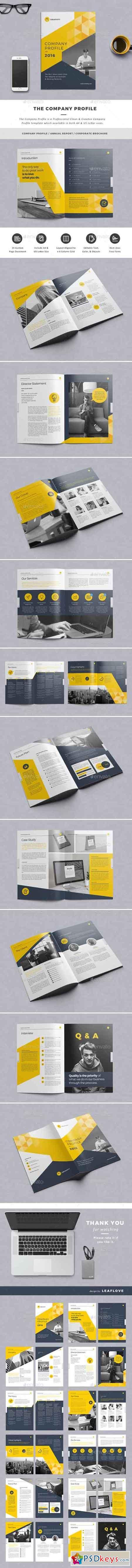 The Company Profile 14207058