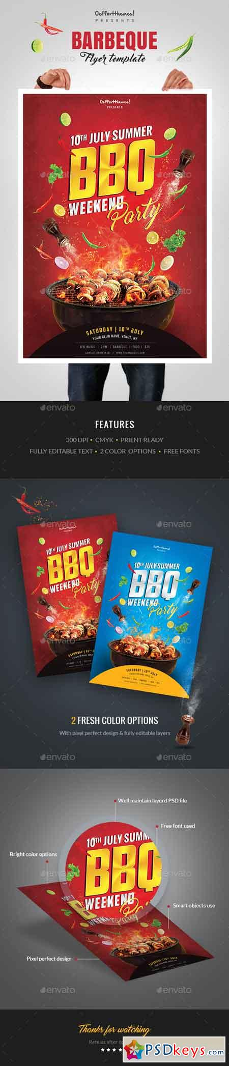 Barbeque Party Poster 16168865