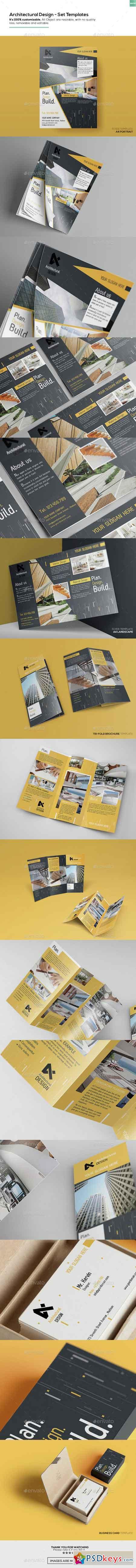 Architectural Design - Set Templates 15312640