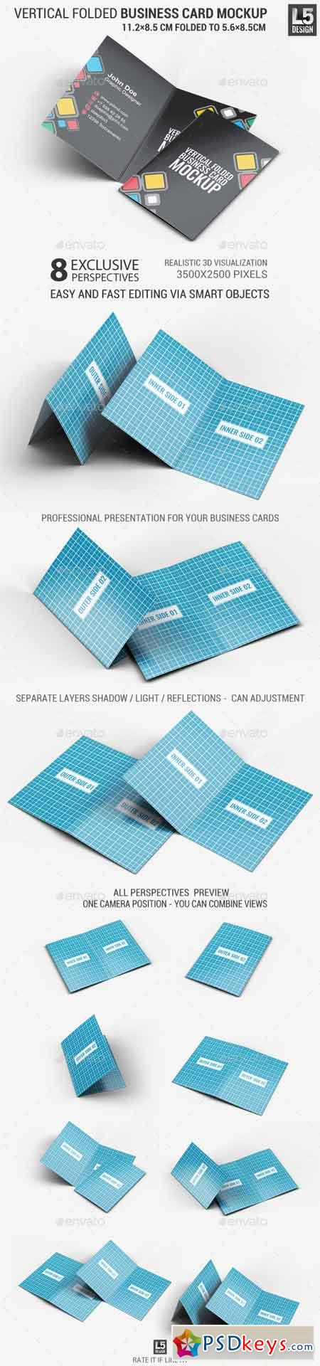 Nice Avery Folded Business Cards Pictures Inspiration - Business ...