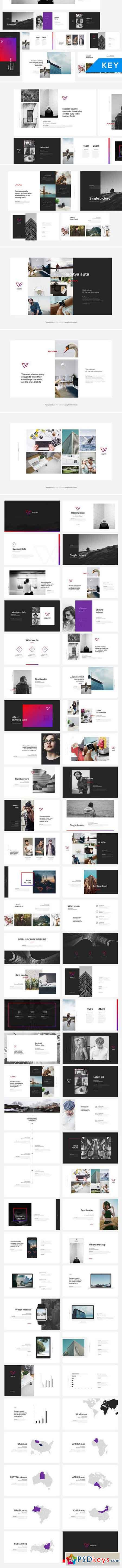 Warni Keynote Template 1021835
