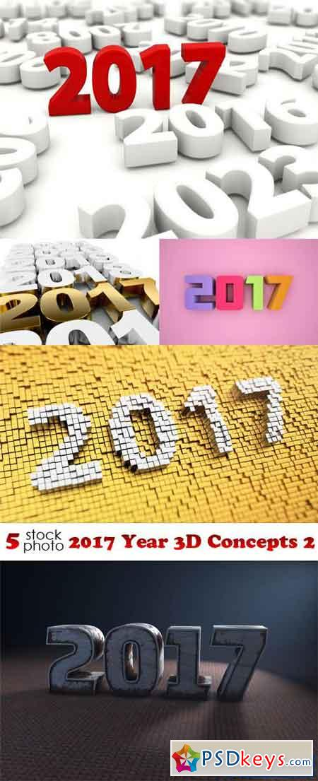 Photos - 2017 Year 3D Concepts 2