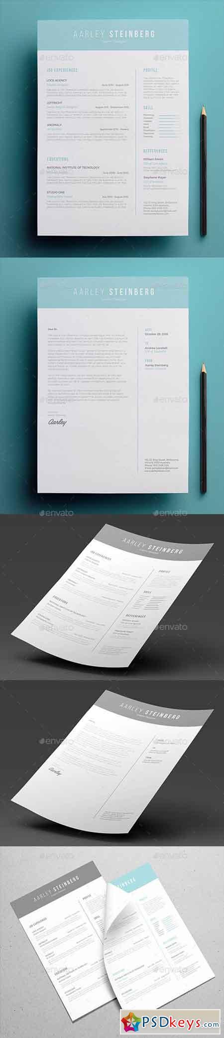 Minimalist Resume 03 18710109