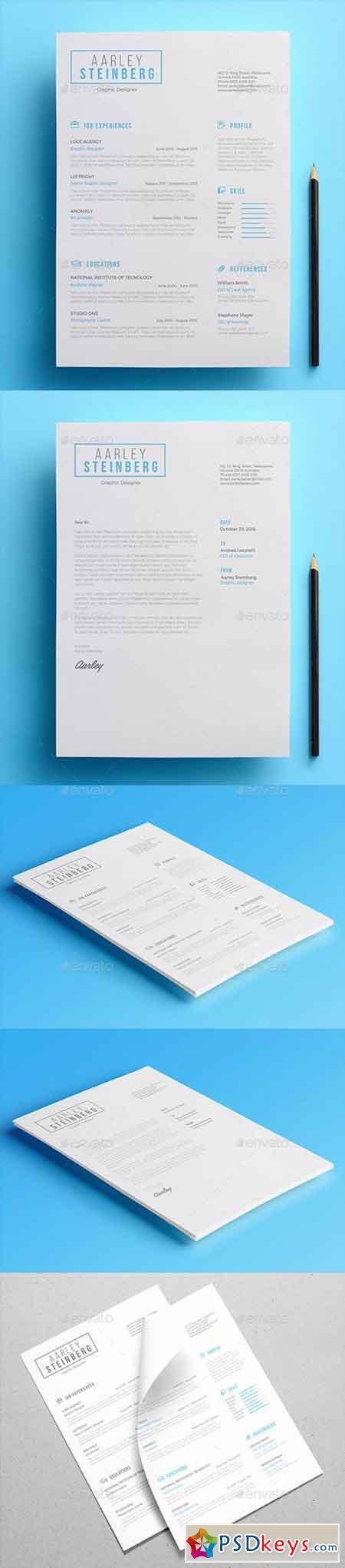 Minimal Resume 02 18675708