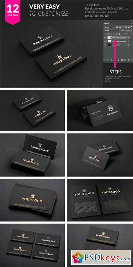 Business Cards 1054397