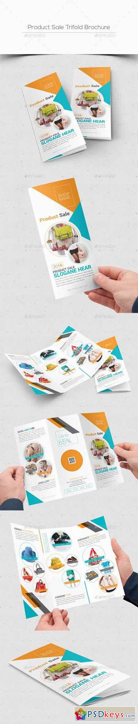 Product Sale Trifold Brochure 17869873