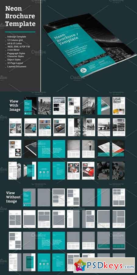 Brochure Business Template 383180