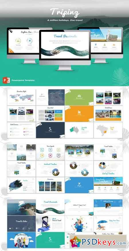 triping travel powerpoint template free download photoshop vector stock image via torrent. Black Bedroom Furniture Sets. Home Design Ideas