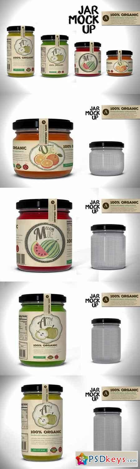 4 Jar Mock Up 1014459