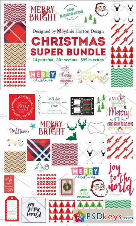 Christmas Super Bundle 1071912
