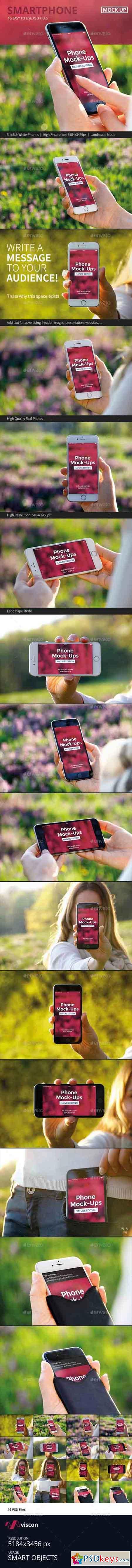 Phone Mock-Ups 11591953
