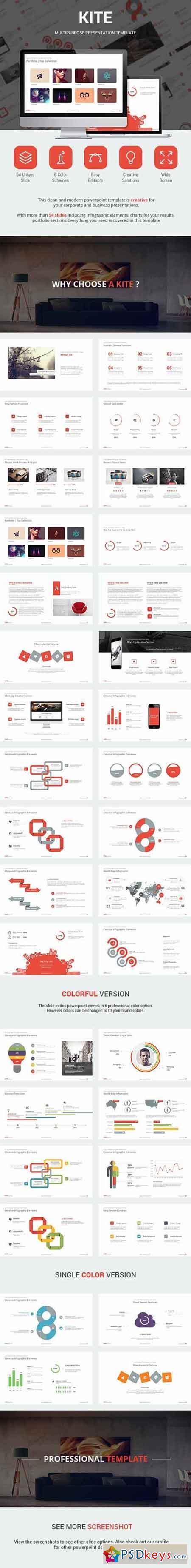 Kite - Presentation Template 9493897