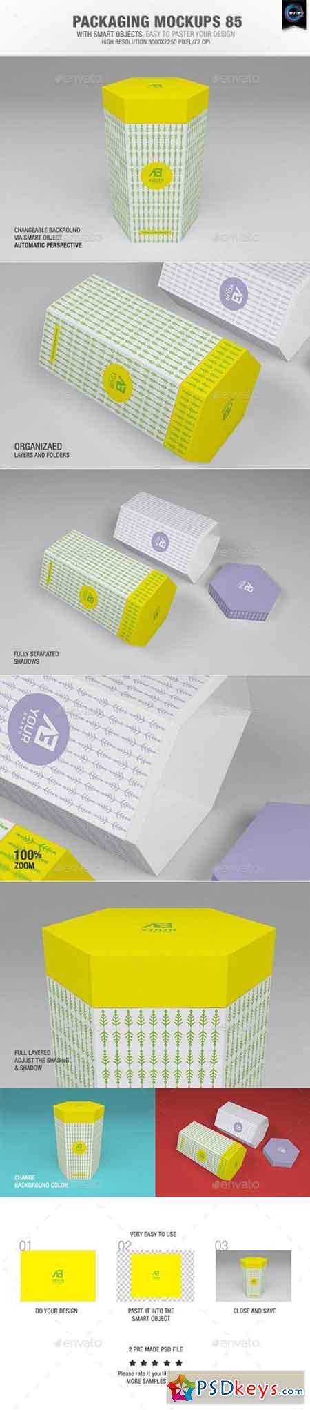 Packaging Mock-ups 85 10315406