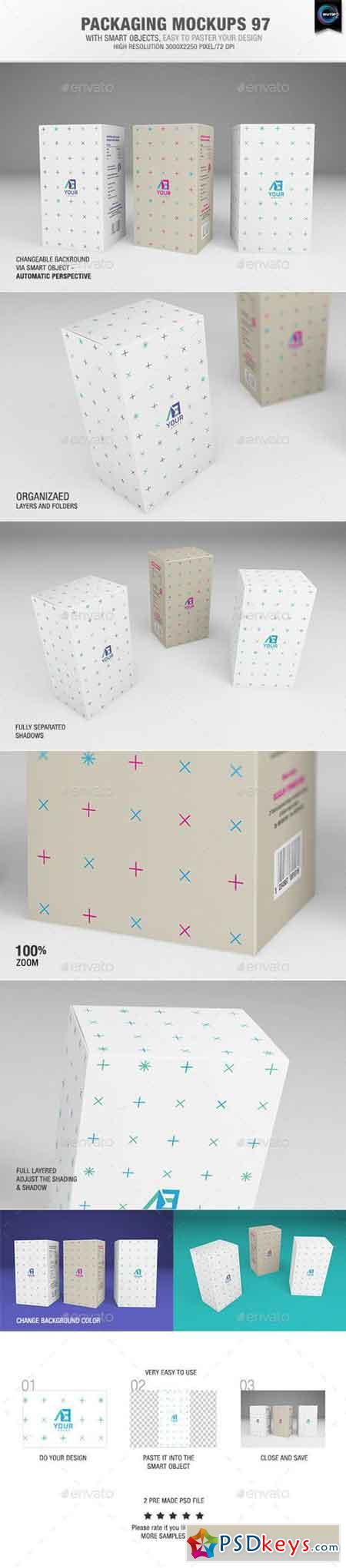 Packaging Mock-ups 97 10645488