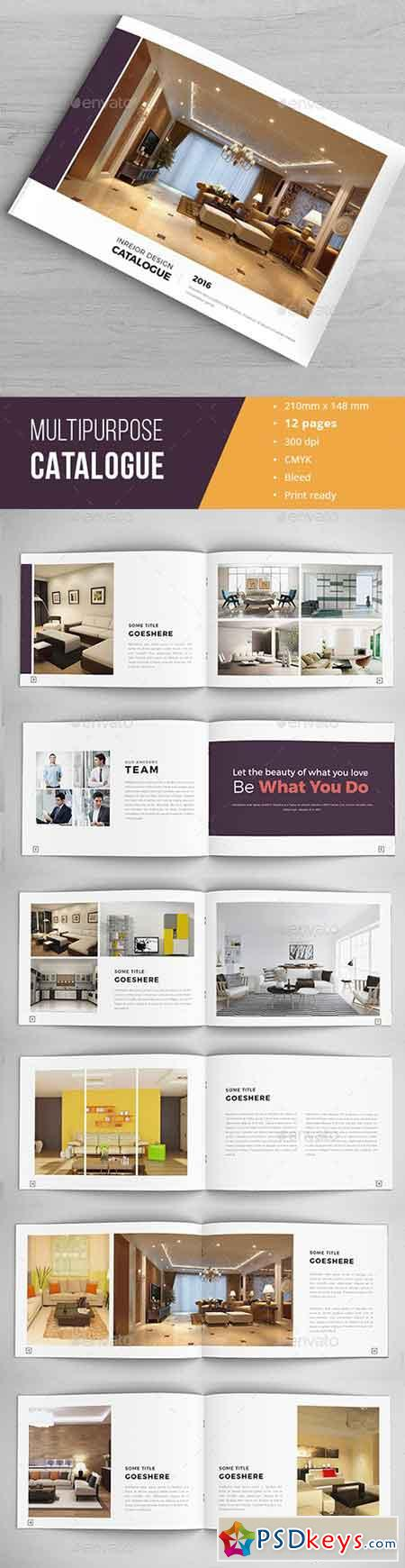 Minimal Catalogue Brochure 16776184