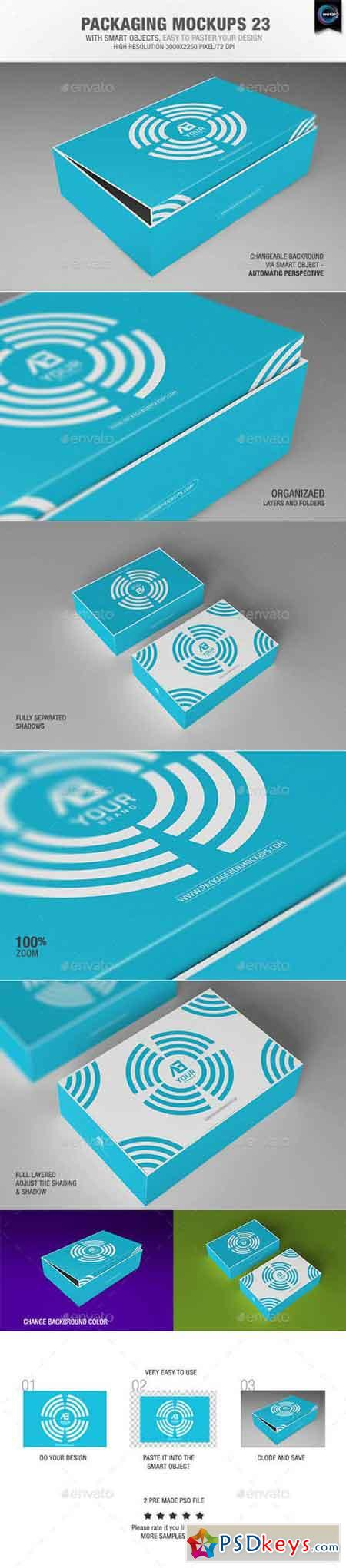 Packaging Mock-ups 23 9441163