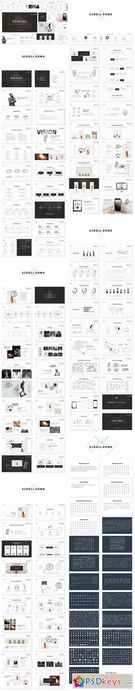 Doodles Multipurpose Theme 963519