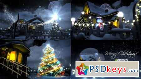 Christmas 9782249 - After Effects Projects