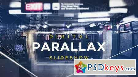 Digital Parallax 18699621 - After Effects Projects