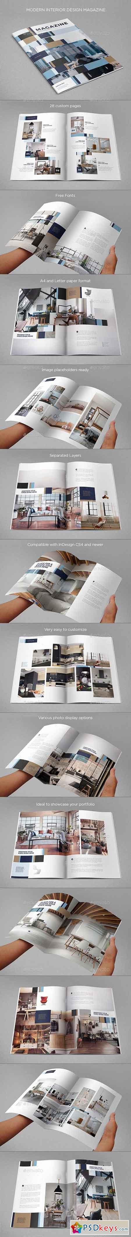 Modern Interior Design Magazine 17796332