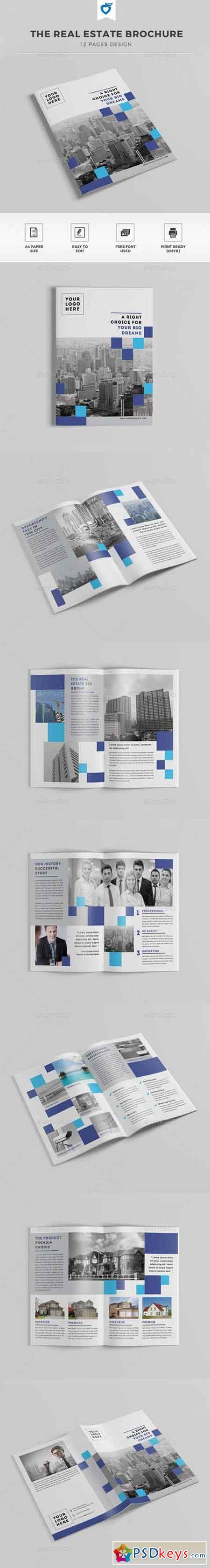 The Real Estate Brochure 11493992