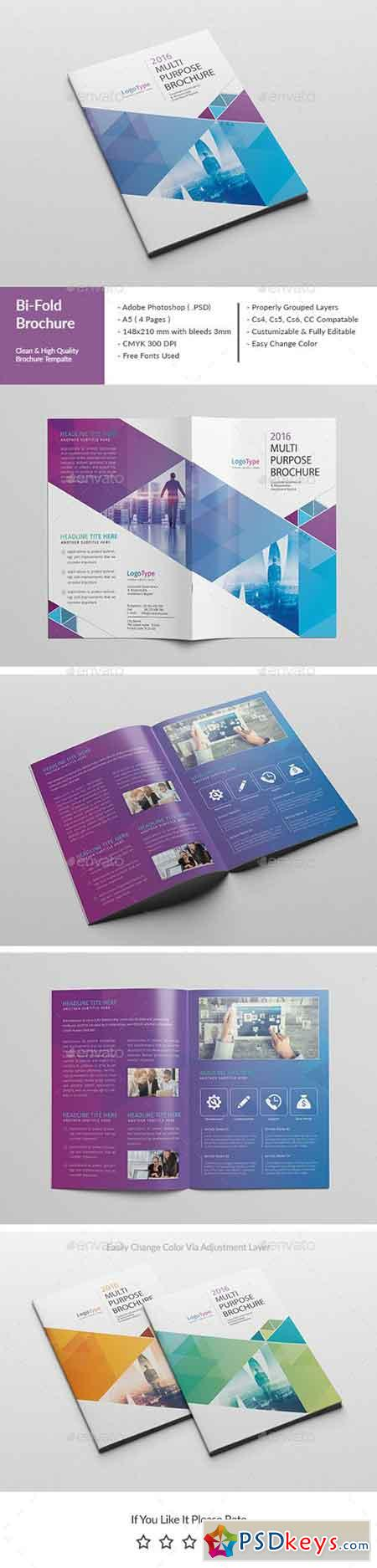 Corporate bi fold brochure 04 15018098 free download for Corporate bi fold brochure template