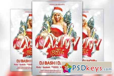 Christmas Party Time Vol 1 Flyer 1098247
