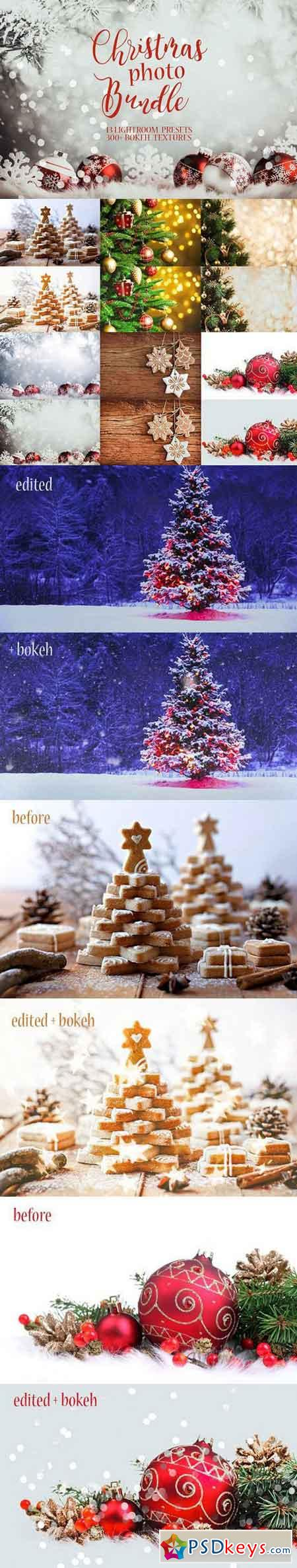 Christmas Lightroom Presets+Textures 1099970