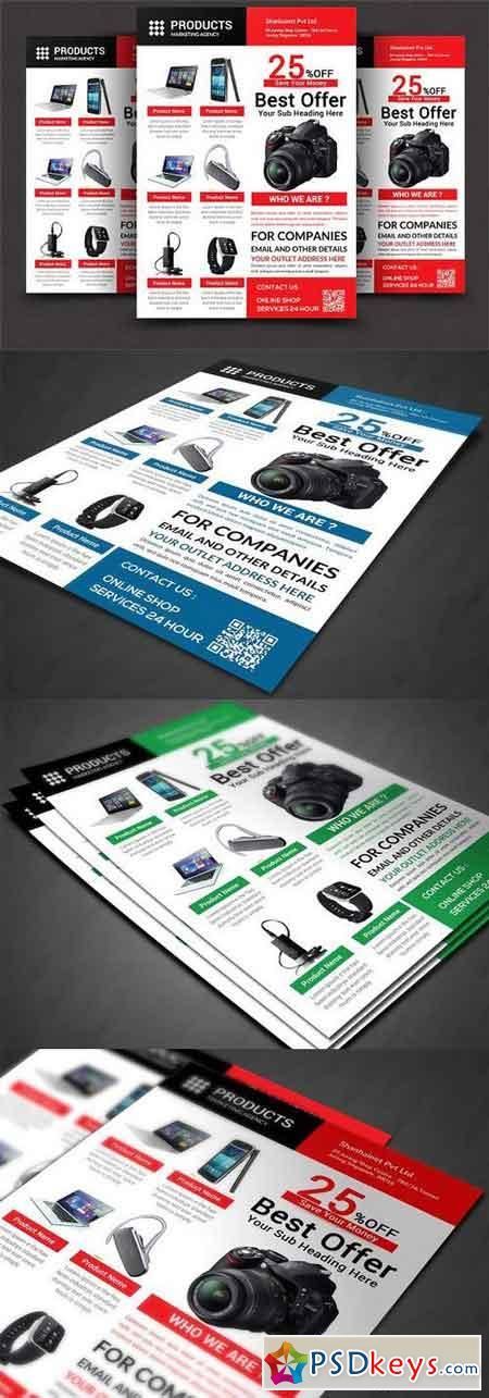 Product Promotion Flyer 1112537