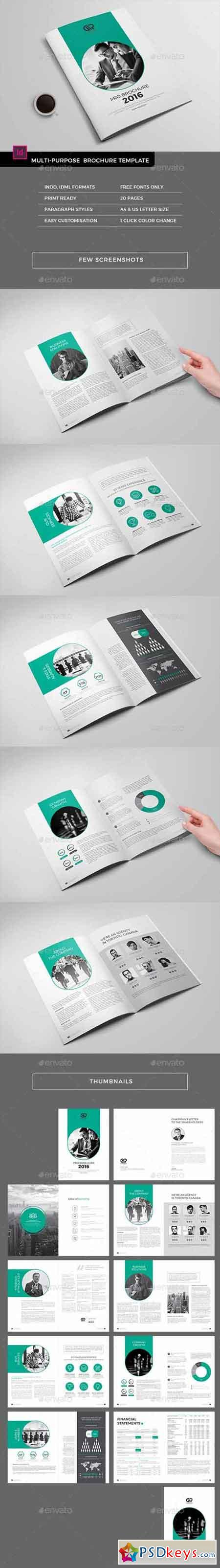 The Corporate Brochure 16067146