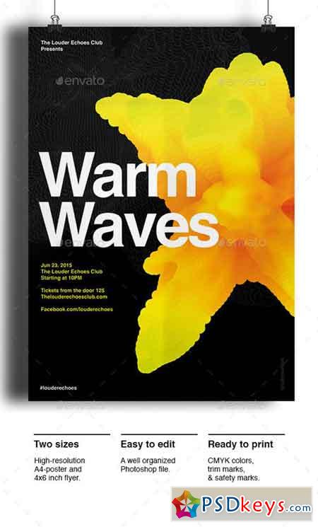 Warm Waves 14825639