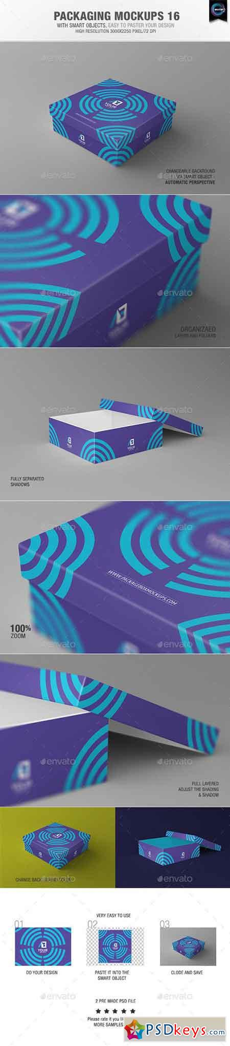 Packaging Mock-ups 16 9353251