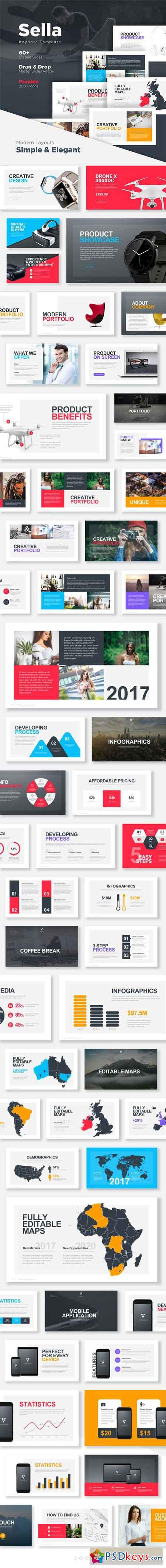 Sella Keynote Template 18061881